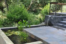 modern water feature garden ponds design ideas inspiration