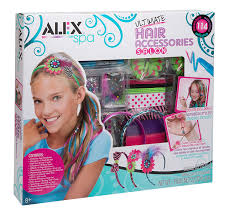 hair beading alex spa ultimate hair accessories salon toys