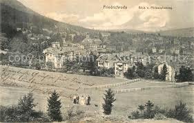 Ak Ansichtskarte Friedrichroda Blick Vom Herzogsweg Ak Ansichtskarte Friedrichroda Panorama Blick Vom Philosophenweg
