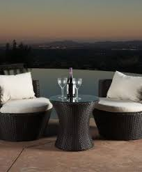 Wicker Patio Conversation Sets Outdoor Wicker Patio Furniture Beachfront Decor