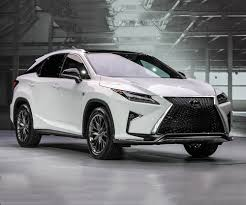 New Lexus Models Coming 2017 Lexus Rx350 Means Extravagant Styling With Premium Interior