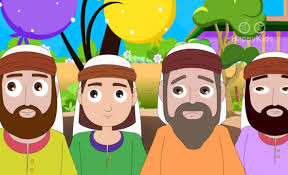 workers in the vineyard bible stories for children youtube