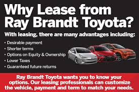 toyota cars for lease toyota lease offers at brandt toyota near orleans la