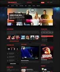 35 excellent dark wordpress themes want your website to rock