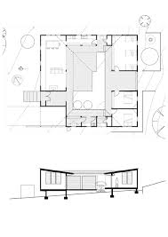 house plan with courtyard design inspiration the modern courtyard house studio mm architect