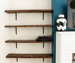 flagrant iron cantilever l shape bookshelves designs furniture