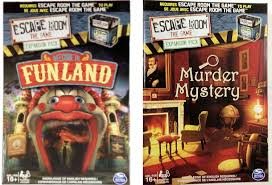 amazon com escape room the game welcome to funland murder mystery