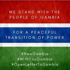 Gambia Flag Klinz Klinz171 Twitter