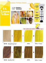 moeta pop devil color hair dye treatment ampoule 30ml korean