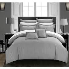 silver comforter sets for less overstock com