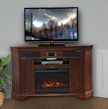 Corner Tv Stands With Fireplace - corner fireplace tv stand white home design ideas