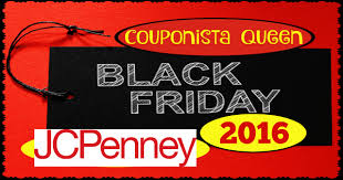jcpenney black friday ad 2016 couponista saving