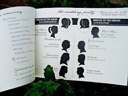 Wedding Programs Samples Gold Royal Wedding Wedding Programs Wedding Programs Wording