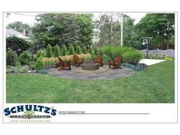 design schultz u0027s landscaping
