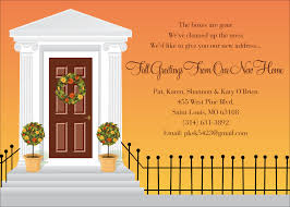 House Warming Invitation Card Housewarming Invitation Messages Alesi Info