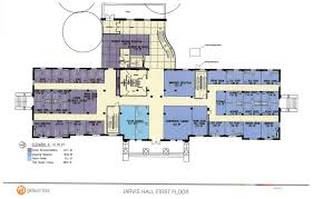 Colby College Floor Plans Projects Jarvis Hall More Images
