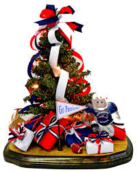 new england patriots christmas tree new england patriots
