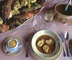 cuisine grecque antique la bouillabaisse est un plat traditionnel marseillais de poisson