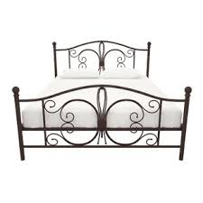 Metal Frame For Bed Bed Frame With Headboard Wayfair