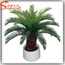 outdoor artificial plastic evergreen trees ornamental plants