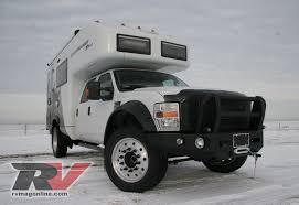 ford earthroamer interior earthroamer off road rv features rv magazine