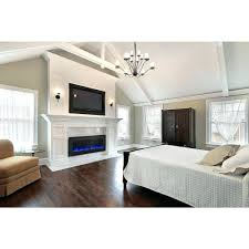 bedroom electric fireplace ideas napoleon wall mount canada