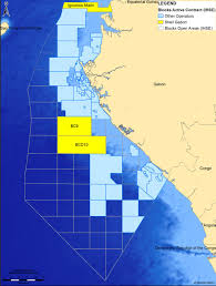 Gabon Africa Map by Shell Makes Leopard Gas Discovery Offshore Gabon Offshore Energy
