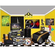 Pittsburgh Steelers Comforter Set Steelers Kids Room Polyvore