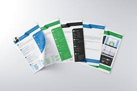 print cover letter on resume paper freebie multi page resume on behance