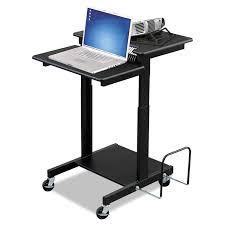 Sit And Stand Computer Desk by Blt85052 Standing Computer Workstation Desk By Balt