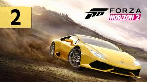 all the cars forza horizon 2 let s play part 2 looking at all the cars