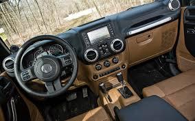 jeep wrangler saharah 2011 jeep wrangler unlimited 4x4 automobile magazine