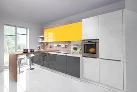 yellow and grey kitchen ideas grey white yellow gloss kitchen gloss kitchen