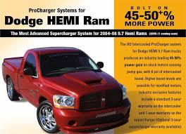 2004 dodge ram 1500 5 7 hemi transmission procharger supercharger kit dodge ram 5 7l hemi 2004 2008