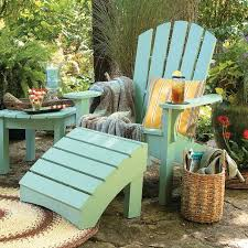 Plans For Wooden Garden Chairs by Best 25 Painted Outdoor Furniture Ideas On Pinterest Cable