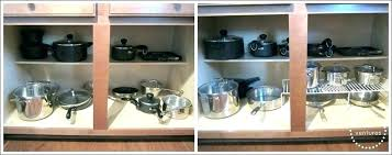 kitchen pan storage ideas pot and pan storage ideas kitchen pan storage ideas amusing pot lid