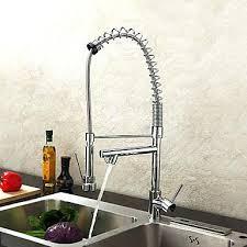 kraus commercial pre rinse chrome kitchen faucet pre rinse kitchen faucet inspirational commercial kitchen faucet pre