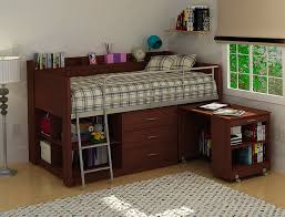 Half Bunk Bed Half Desk Home Design Ideas - Half bunk bed
