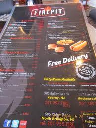 Firepit Menu Firepit Bbq Arlington Restaurant Reviews Phone Number