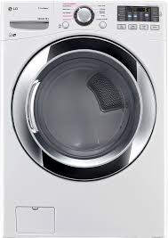 Clothes Dryer Not Drying Well Lg Dlex3370w 27 Inch Electric Dryer With Truesteam