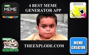 Best Meme Making App - top 4 best meme app in 2017 which will express your views on the pic