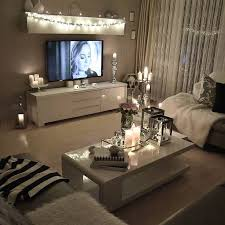 Top  Best Apartment Lighting Ideas On Pinterest Bedrooms - Interior decoration for small living room