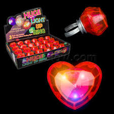 led light up rings glow in the dark led light up rings led rings party supplies