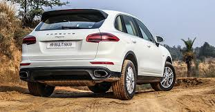 porsche suv in india porsche cayenne review porsche cayenne review in india autox