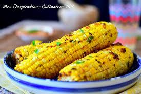 cuisiner des epis de mais épis de maïs grillé au four le cuisine de samar