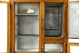 china cabinet maplena cabinet antique kitchen pantry icebox