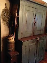 primitive kitchen furniture 397 best decorating cabinets cupboards images on