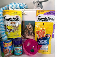 Pet Gift Baskets Cat Gift Baskets For Cats And Cat Lovers Band Of Cats
