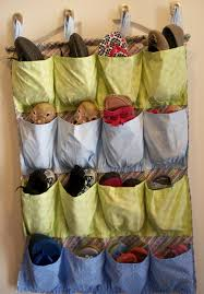hanging shoe organizer diy hanging shoe organizer home design ideas