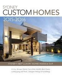 Home Design Builders Sydney by Sydney Custom Homes 2015 2016 By Custom Homes Issuu